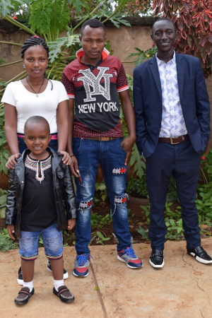Young Friends in Meru